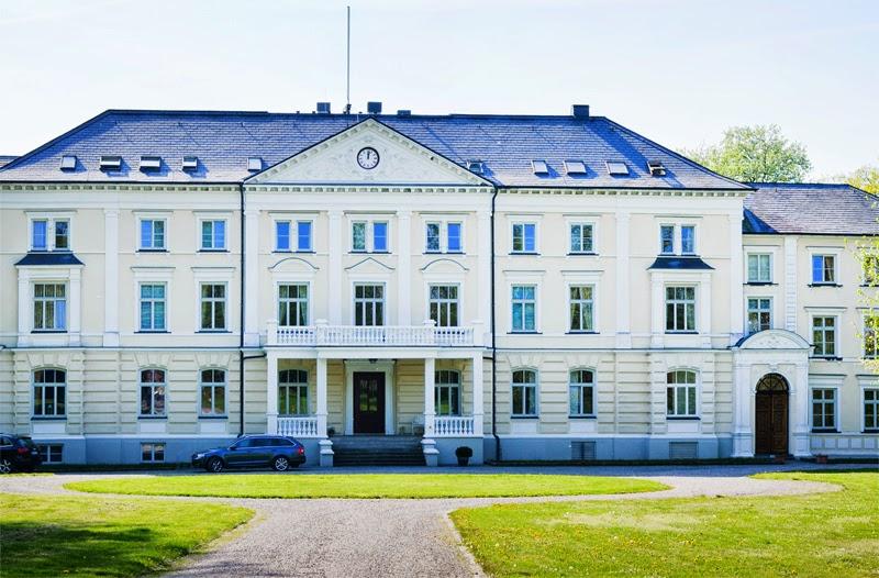 Schloss Lütgenhof in Dassow, Mecklenburg-Vorpommern