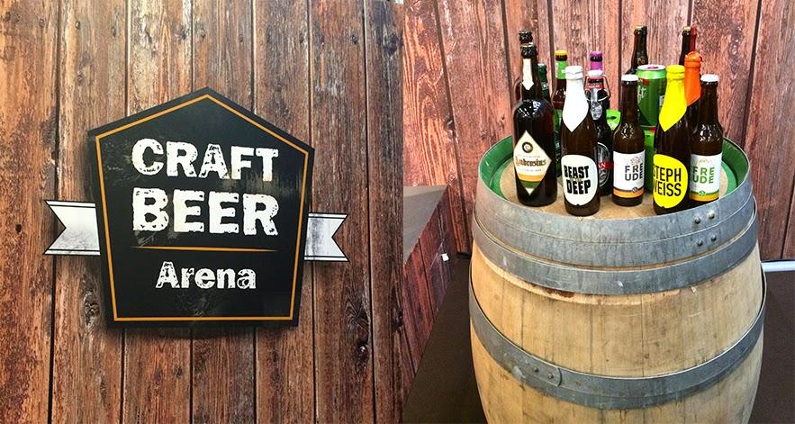 Internorga 2015, Craft Beer