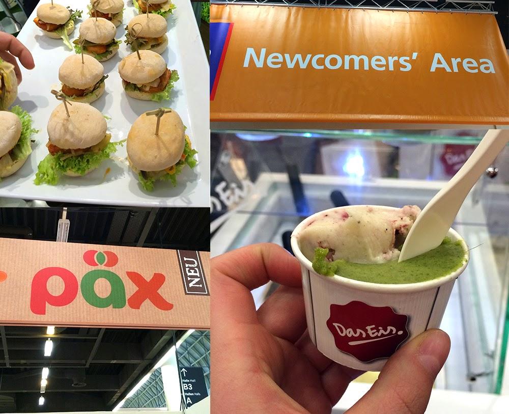 Internorga 2015, Food Trends Rundgang