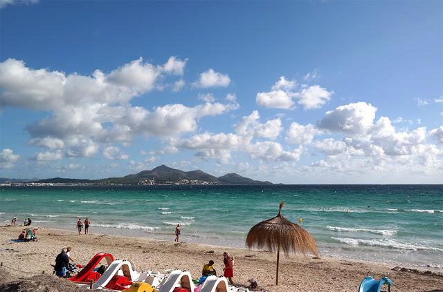Strand von Playa de Muro