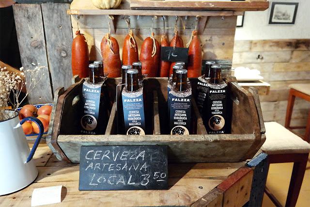 Craft Beer direkt aus Valldemossa!
