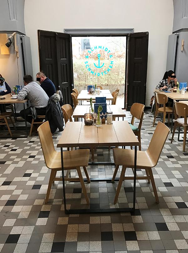 [Hamburg Tipp] Café Schmidtchen