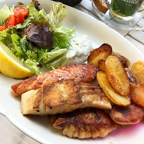 Hamburg Tipp Liman Fisch Restaurant und Seafood Bar