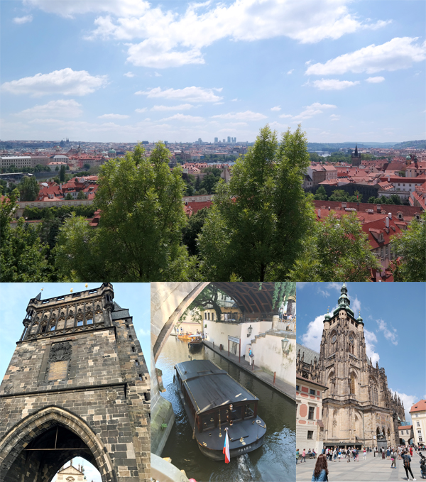 Travel Guide Prag