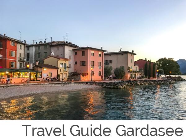Reiseführer Travel Guide Gardasee